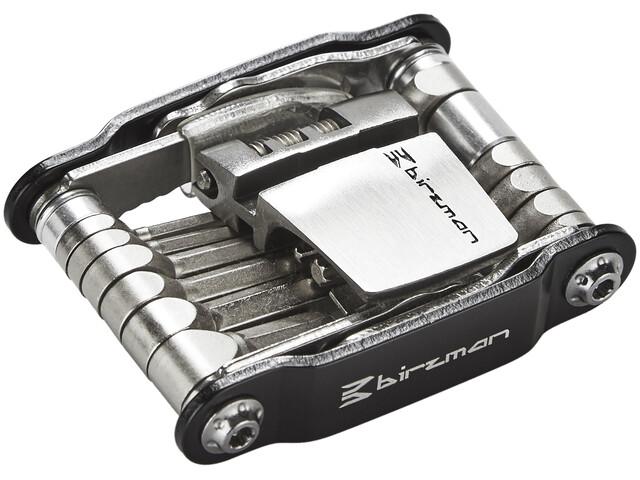 Birzman Feexman Series Multi-Tool 20 Function schwarz
